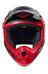 Alpina Fullface Downhill helm rood/zwart